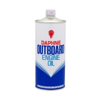 IDEMITSU Daphne Outboard Engine Oil TC-W3, 1л 1652-001