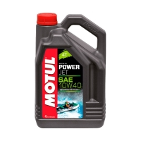 MOTUL Power Jet 4T 10W40, 4л 105874