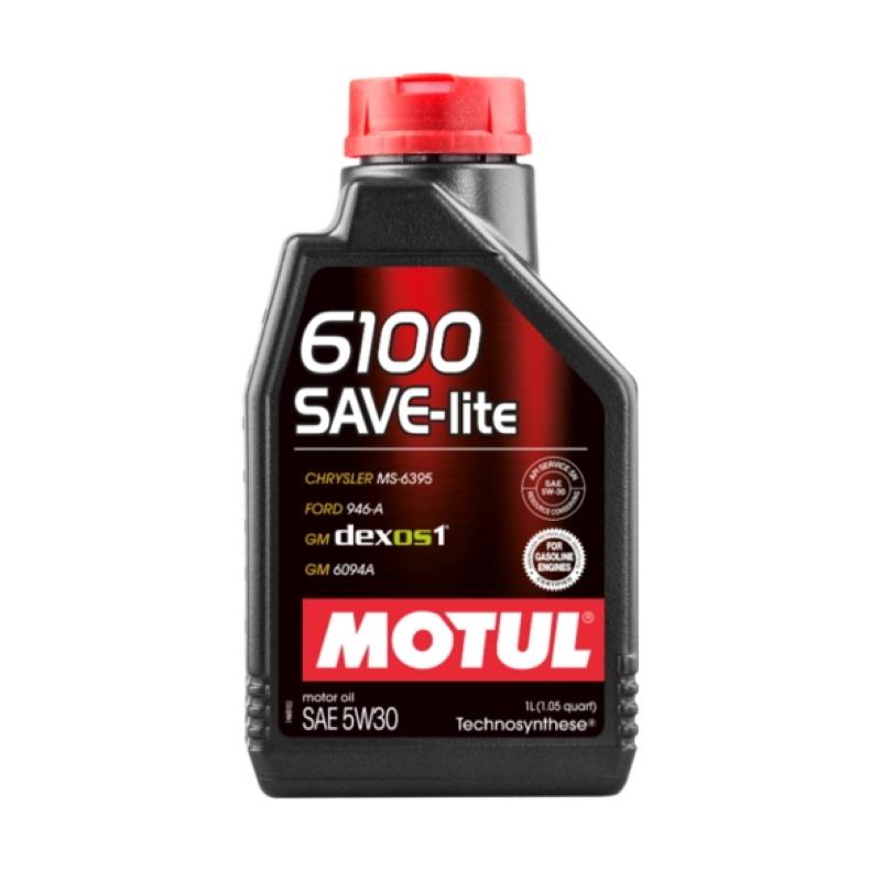MOTUL 6100 Save-Lite 5W30, 1л