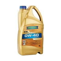 RAVENOL Super Synthenik Oel SSL 0W40, 4л 1111108-004