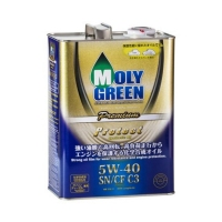 Moly Green Premium Protect 5W40 SN/CF C3, 4л 0470113
