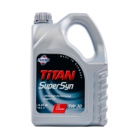 Fuchs TITAN SUPERSYN 5W30, 4л 600930707