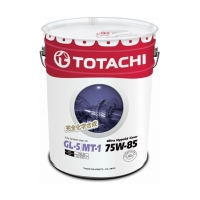 TOTACHI Ultra Hypoid Gear GL-5/MT-1 75W85, 20л 4562374691896