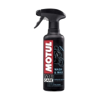 MOTUL MC Care E1 Wash & Wax, 400мл 102996